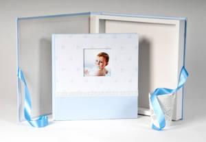 Album baby azul de Sinfo Impresión Digital