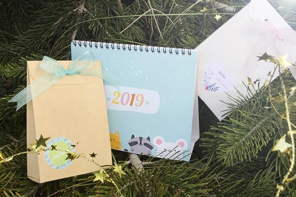 CALENDARIOS SOBREMESA SinfoDigital Navidad